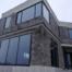 Остекление загородного дома фасадным алюминием Alutech Alt F50 и пластиковыми окнами Veka Spectral