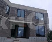 Остекление загородного дома пластиковыми окнами окна Veka Spectral Grafit